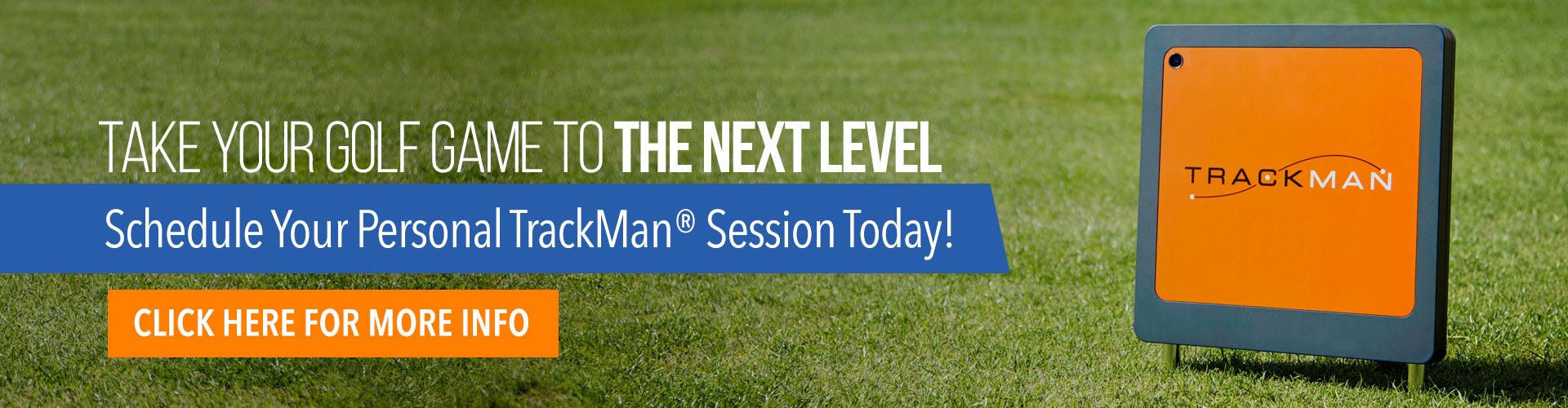 Take your golf game to the next level. Schedule your TrackMan session today!