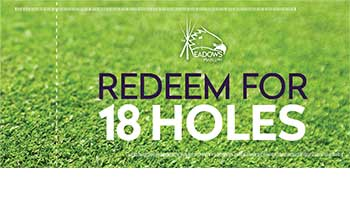 18 Hole Coupon